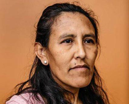 Inmigrante mexicana en lista de Time de personas más influyentes en el mundo