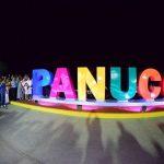 Inauguran letras monumentales en Pánuco, darán identidad al municipio