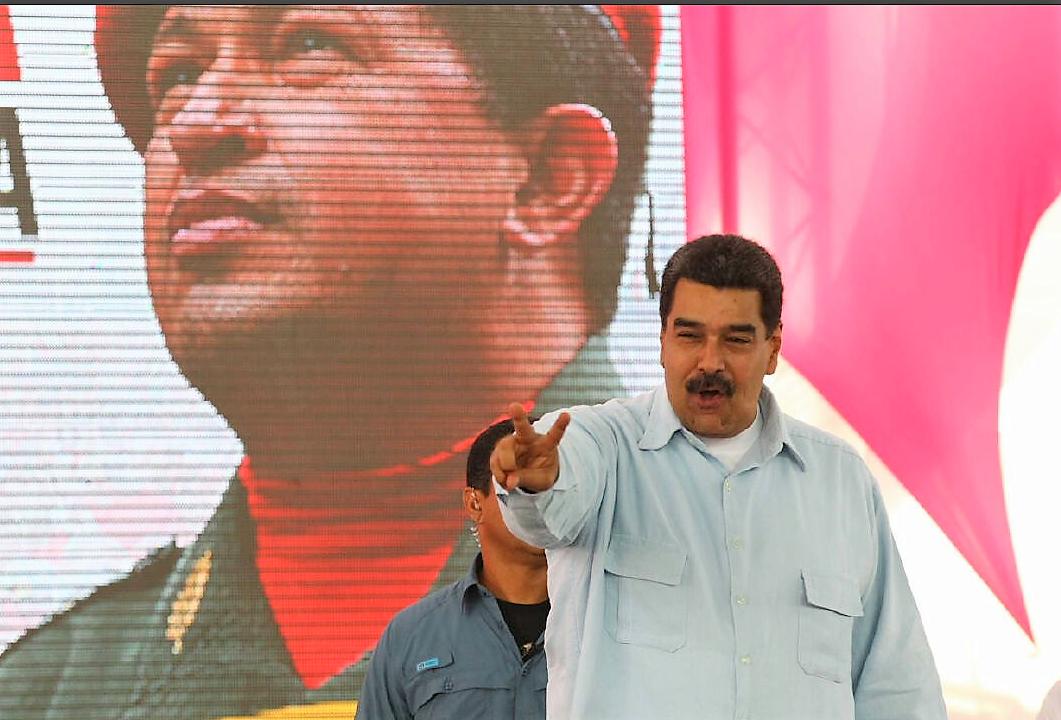 La decisión de sacar a Venezuela de la OEA será del sucesor de Maduro: EU