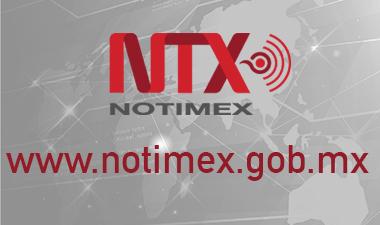 Visita el sitio de NOTIMEX