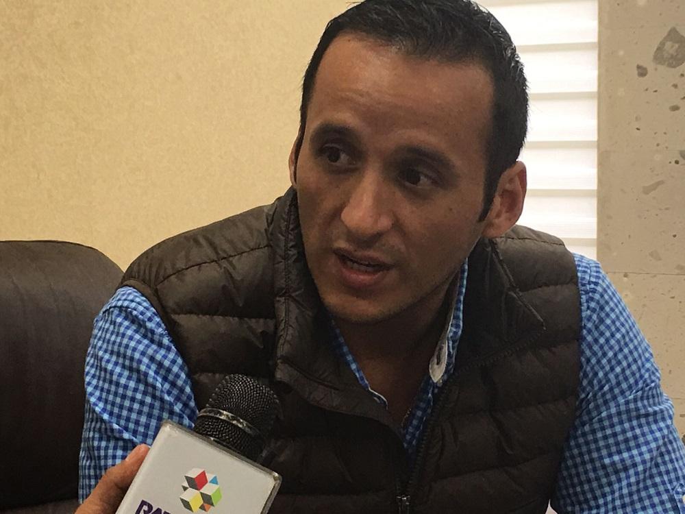 Aún no he considerado la reelección como legislador local: Sergio Hernández