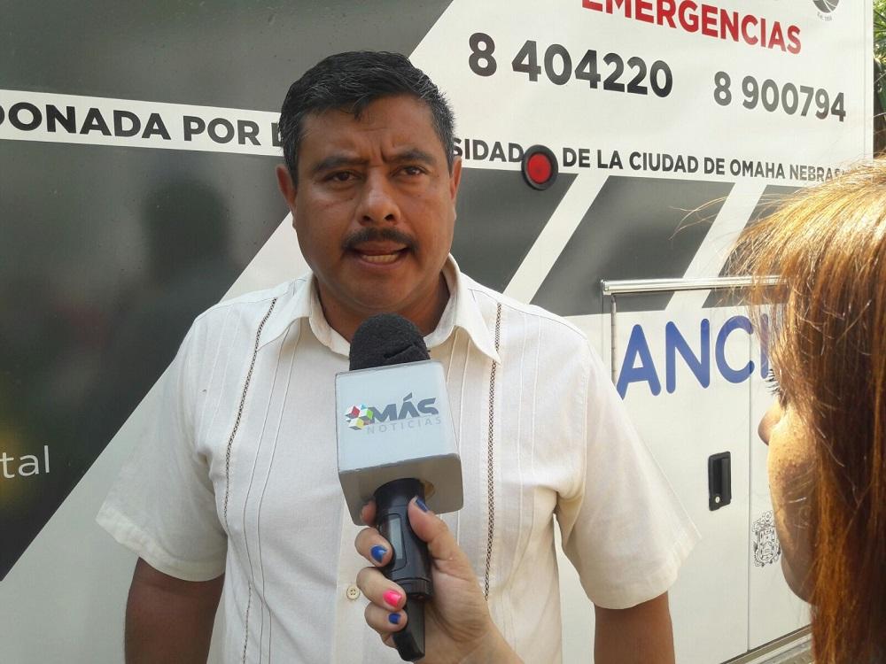 Operativo de vigilancia en Xalapa por desfile del Primero de Mayo