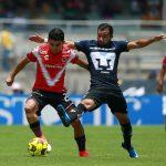 Veracruz se aprovecha de un Pumas gris para ganar y dejar el sótano del descenso