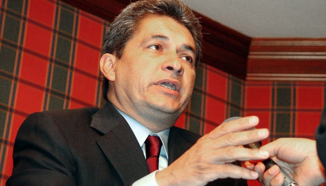 Procuradores de EUA y México acuerdan que Yarrington sea extraditado a territorio estadunidense