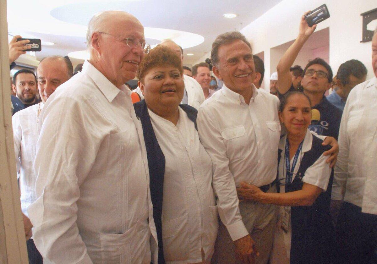 A fin de año operará el Hospital Infantil de Veracruz, destaca el gobernador Yunes