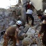 Atentado contra convoy de refugiados en Alepo deja 126 muertos