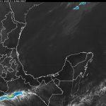 Este día con evento de NORTE fuerte en la costa, lo que provocaría un ligero descenso de la temperatura