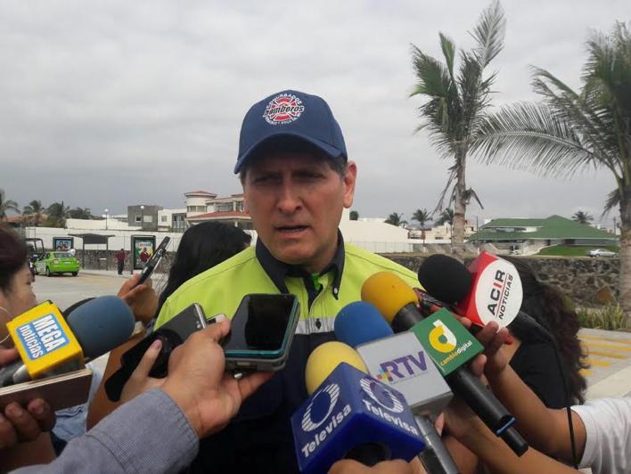 No funcionaron los protocolos contra incendios en la Torre JV: Antonio Chedraui
