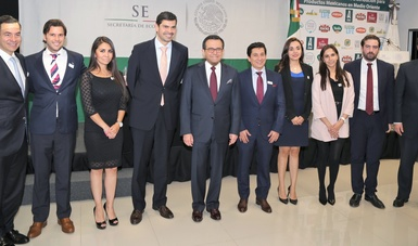 México se fortalece en materia de Comercio Exterior e Inversiones