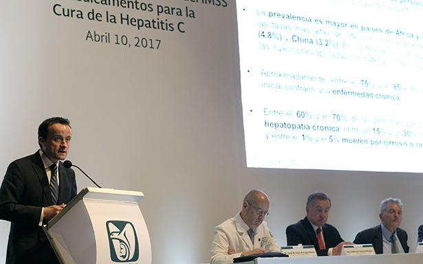 Fortalece el IMSS su cuadro básico con medicamentos para hepatitis C