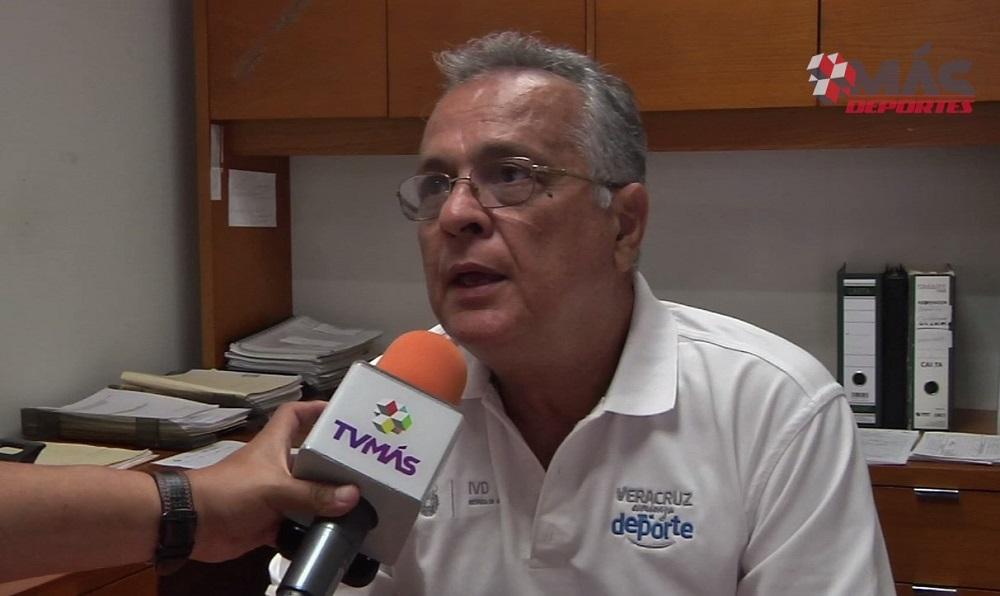 Deporte veracruzano buscará más resultados positivos en Olimpiada Nacional 2017: Artemio Valerio