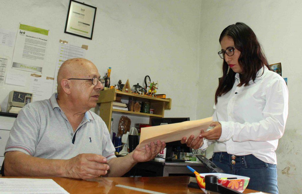 PT le niega a su candidata a la alcaldía de Pánuco recursos para campaña; solicitó al OPLE información de cuánto le corresponde