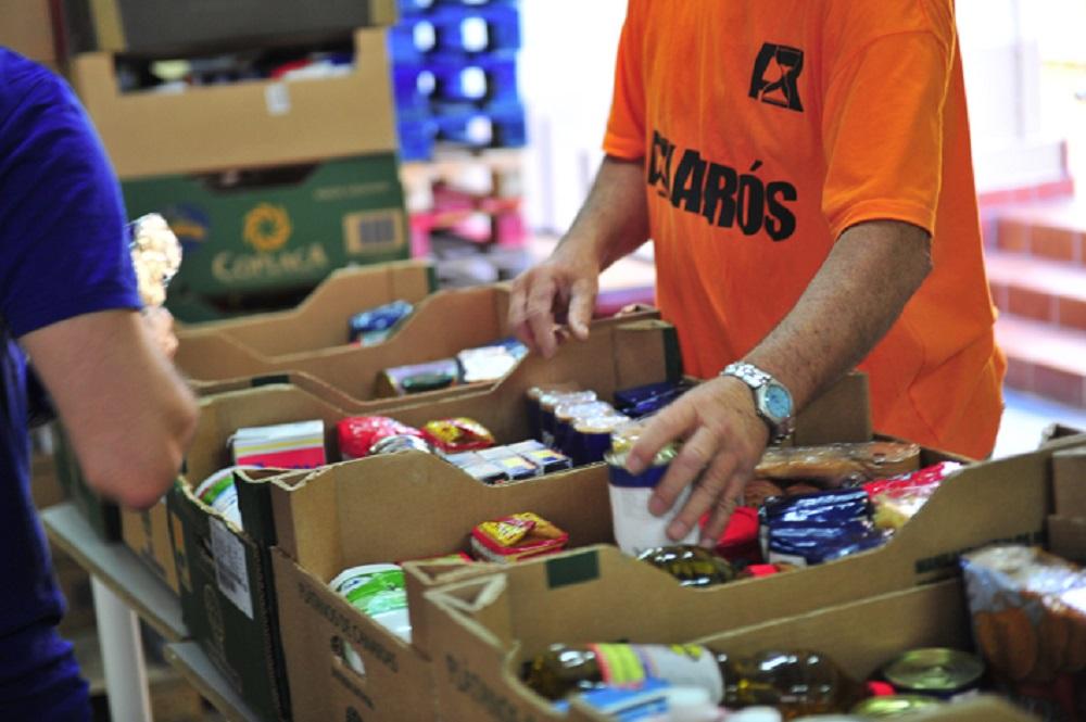 Aumenta número de beneficiarios en el Banco de Alimentos de Veracruz