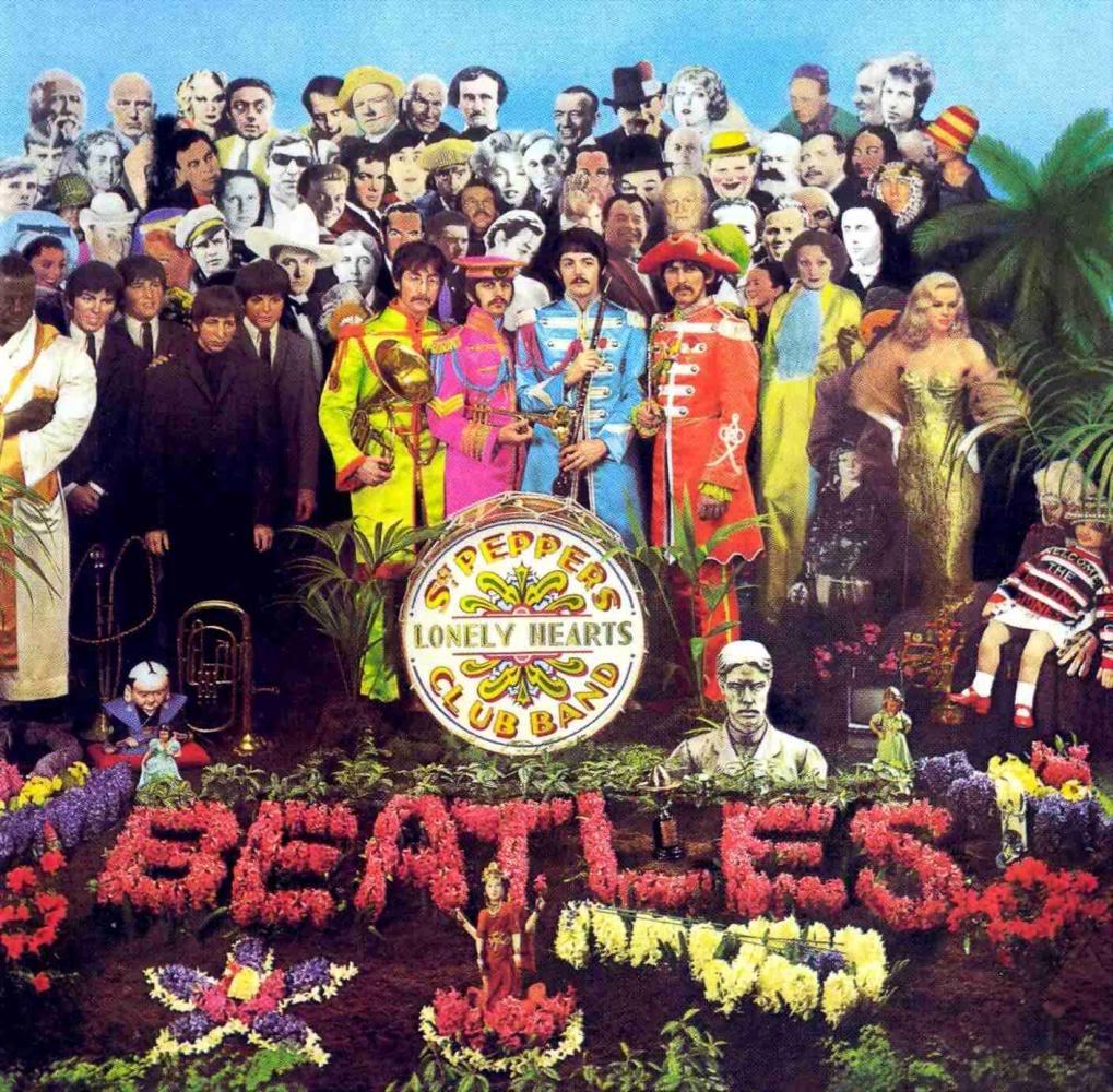 Celebra el mundo medio siglo del álbum Sargento Pimienta, obra cimera de The Beatles