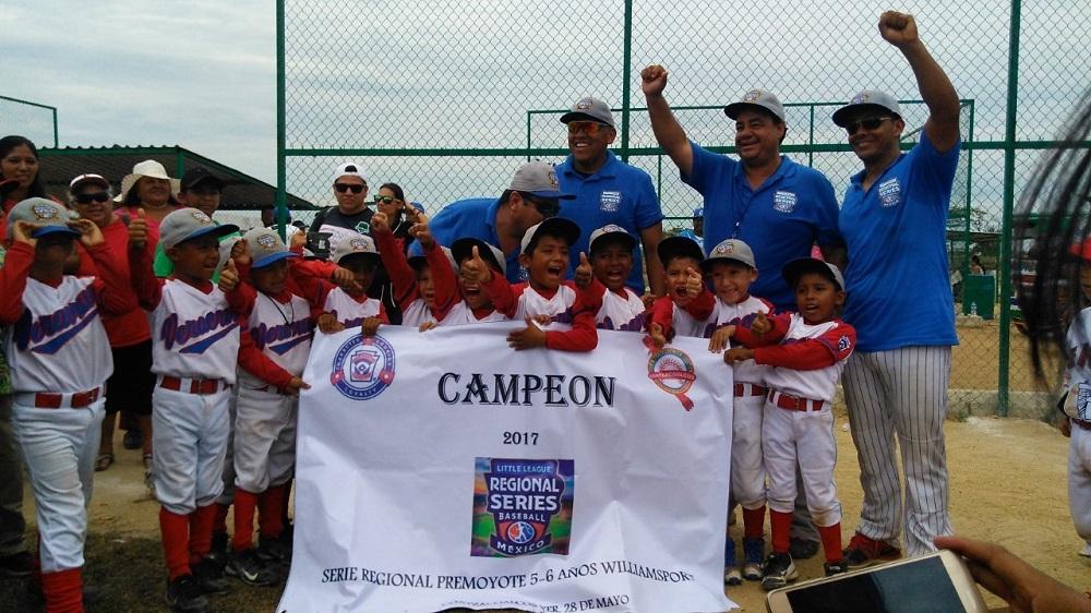 Veracruz presente en el Nacional de las ligas pequeñas de Williamsport