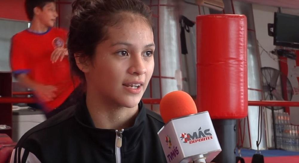 Voy por oro en combate y en formas a Olimpiada Nacional 2017: Citllali Muñoz