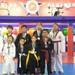 Más de 20 medallas cosecharon 12 artemarcialistas en la Copa Tabasco