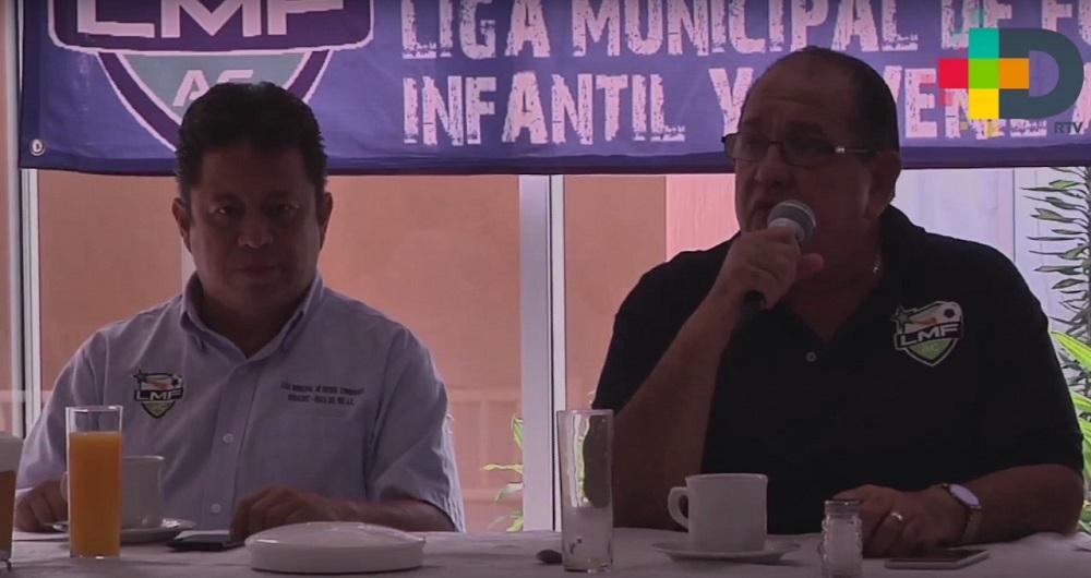 Anuncian cuarta edición de la Copa Veracruz
