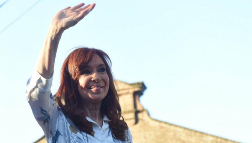 Cristina Fernández apela procesamiento por traición a la patria