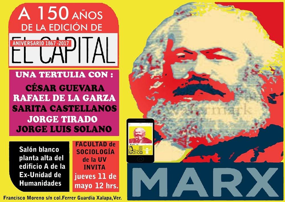 «El Capital» de Marx cumple 150 años; su teoría aún permite explicar la economía capitalista