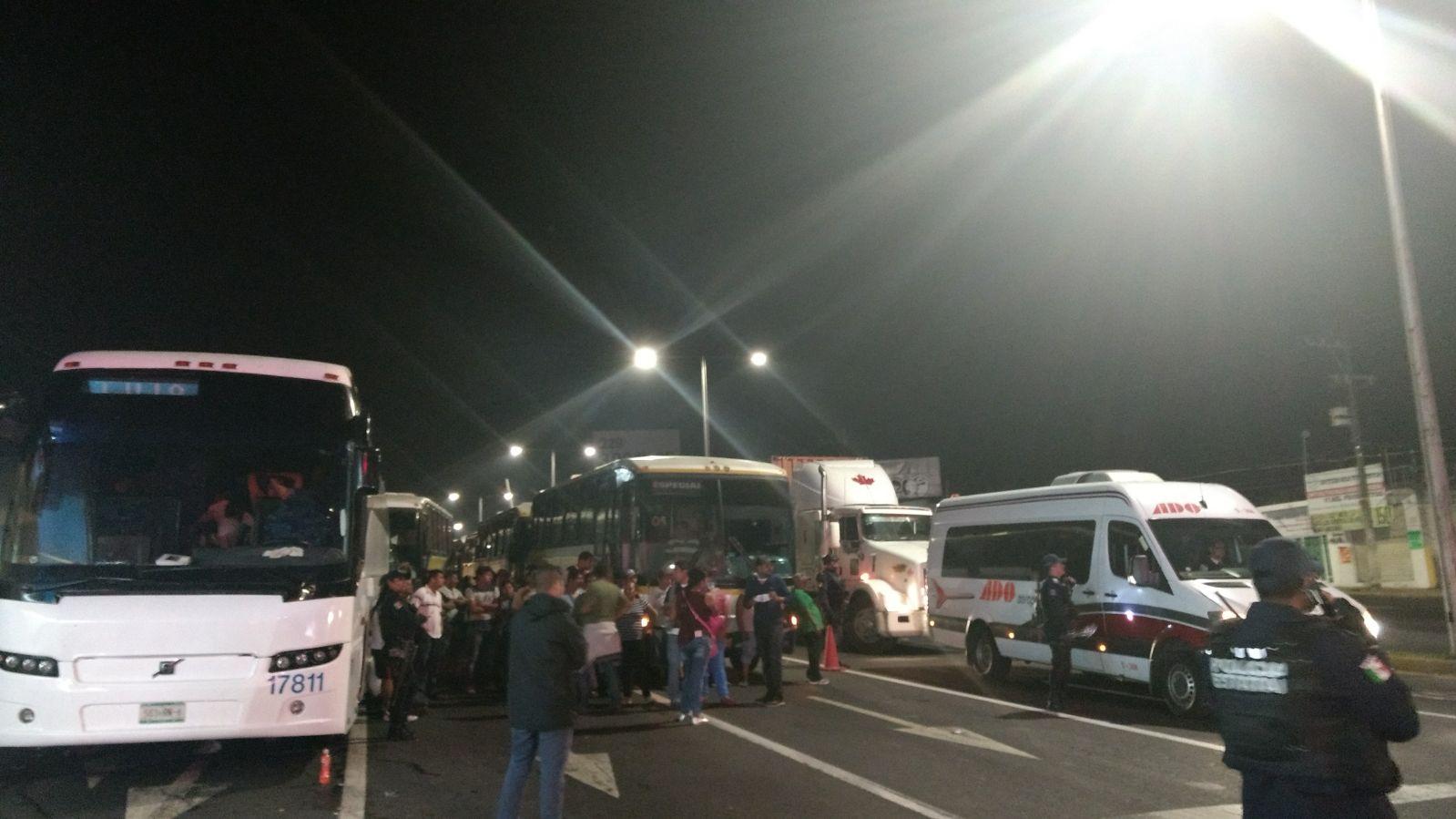 Codeci desiste de su protesta; gobierno estatal se compromete a dar seguimiento a sus demandas