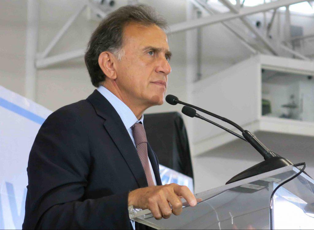 Se acabó la impunidad; en Veracruz nadie está por encima de la Ley: Gobernador Yunes