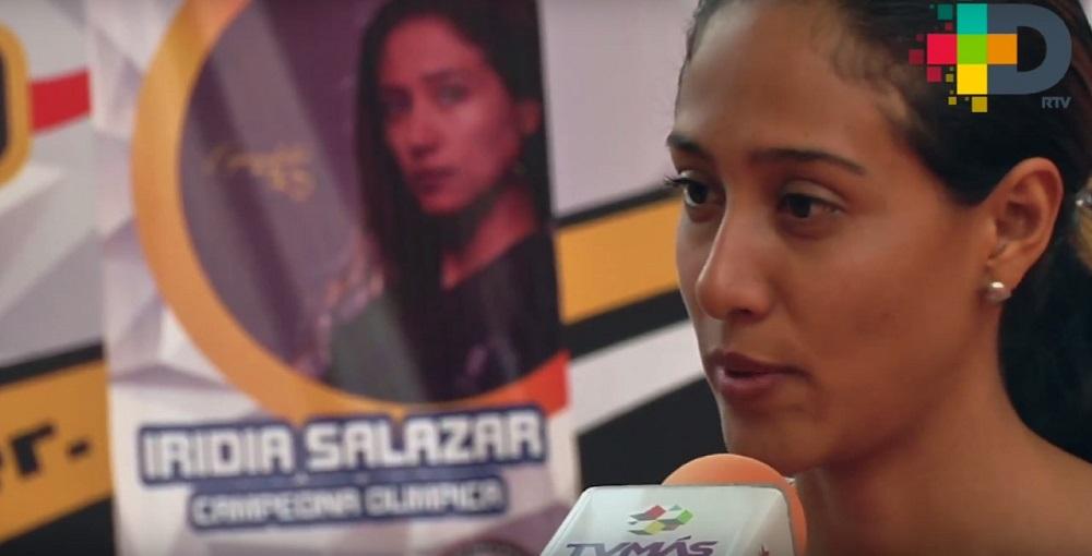 El taekwondo ha crecido mucho y eleva nivel competitivo de los mexicanos: Iridia Salazar
