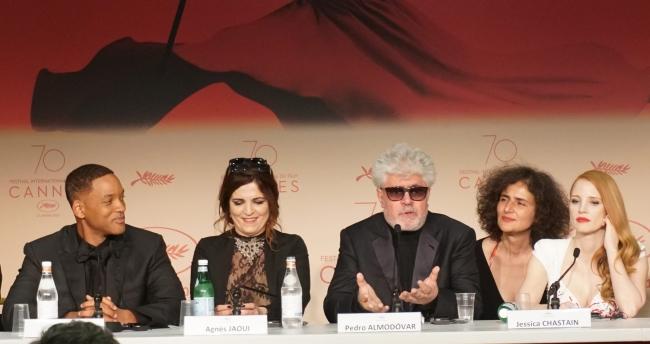 Premiados en la 70 edición del Festival de cine de Cannes