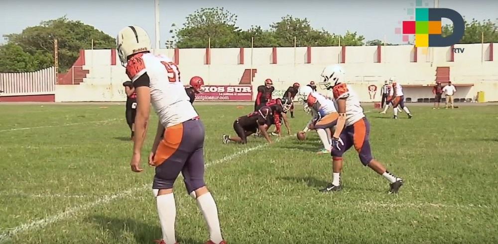 Este sábado Marinos de Coatzacoalcos enfrentarán a los Tigres Blancos del CETIS 8