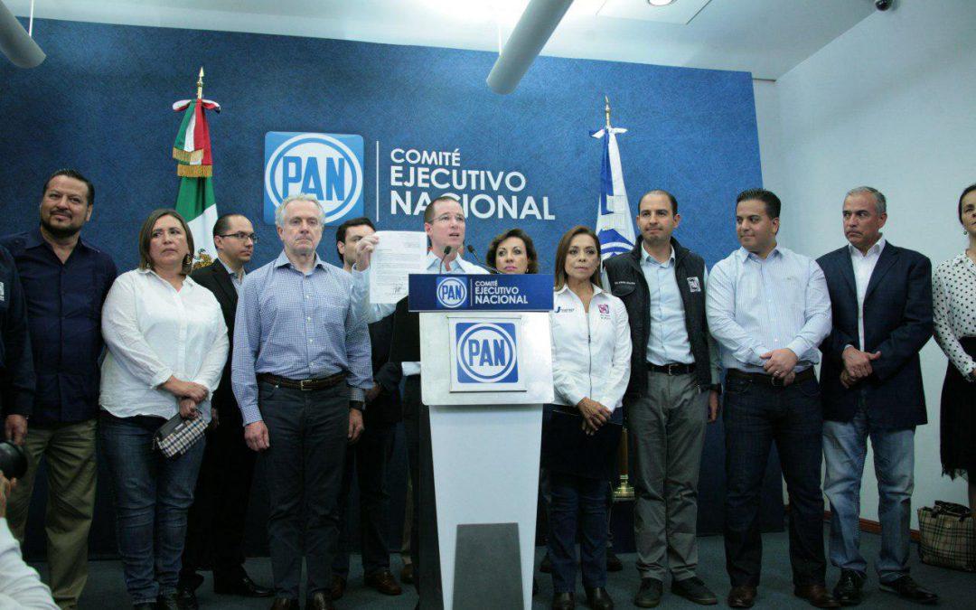 Afirma Vázquez Mota que PGR no acredita ilícitos contra su familia