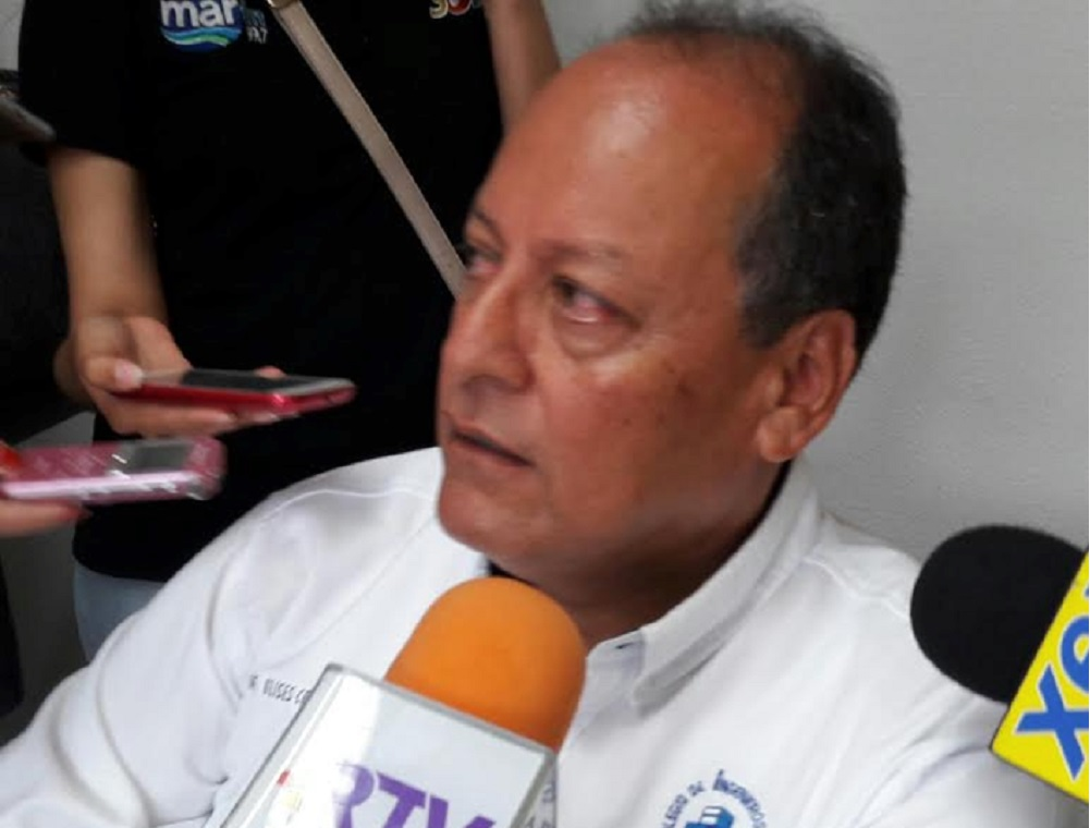 Helipuerto y últimos pisos de la Torre Pediátrica deben ser demolidos: Colegio de Ingenieros de Veracruz