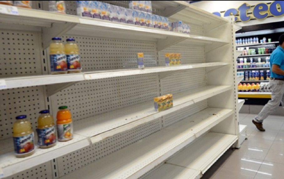 Continúan saqueos y protestas ante falta de alimentos en Venezuela