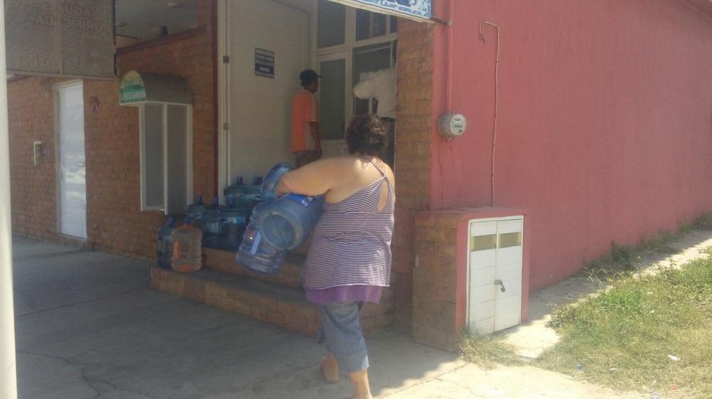 Se triplica el consumo de agua de garrafones en Coatzacoalcos
