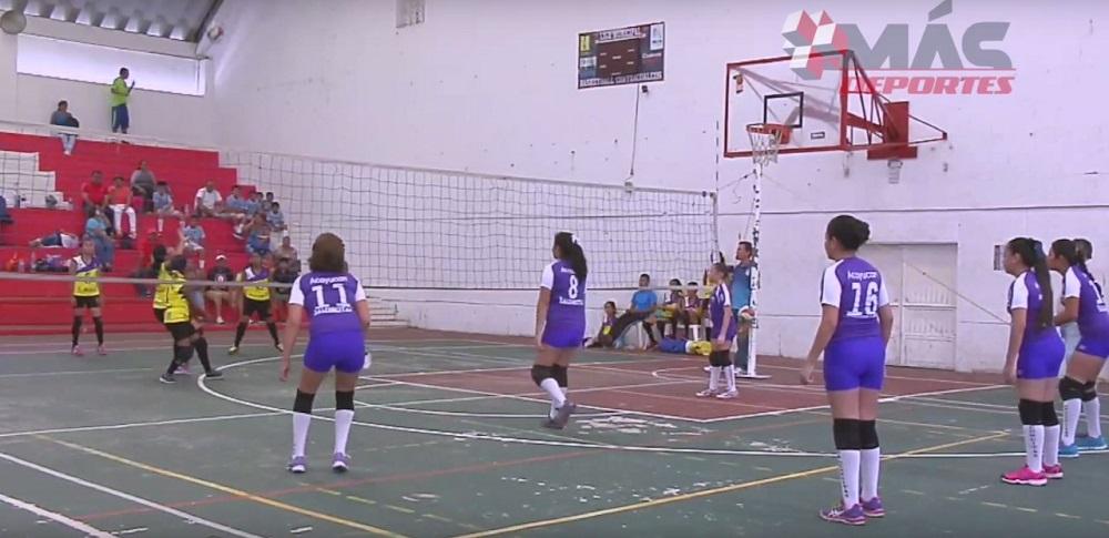 Selección veracruzana femenil de voleibol de sala, lista para participar en Olimpiada Nacional 2017