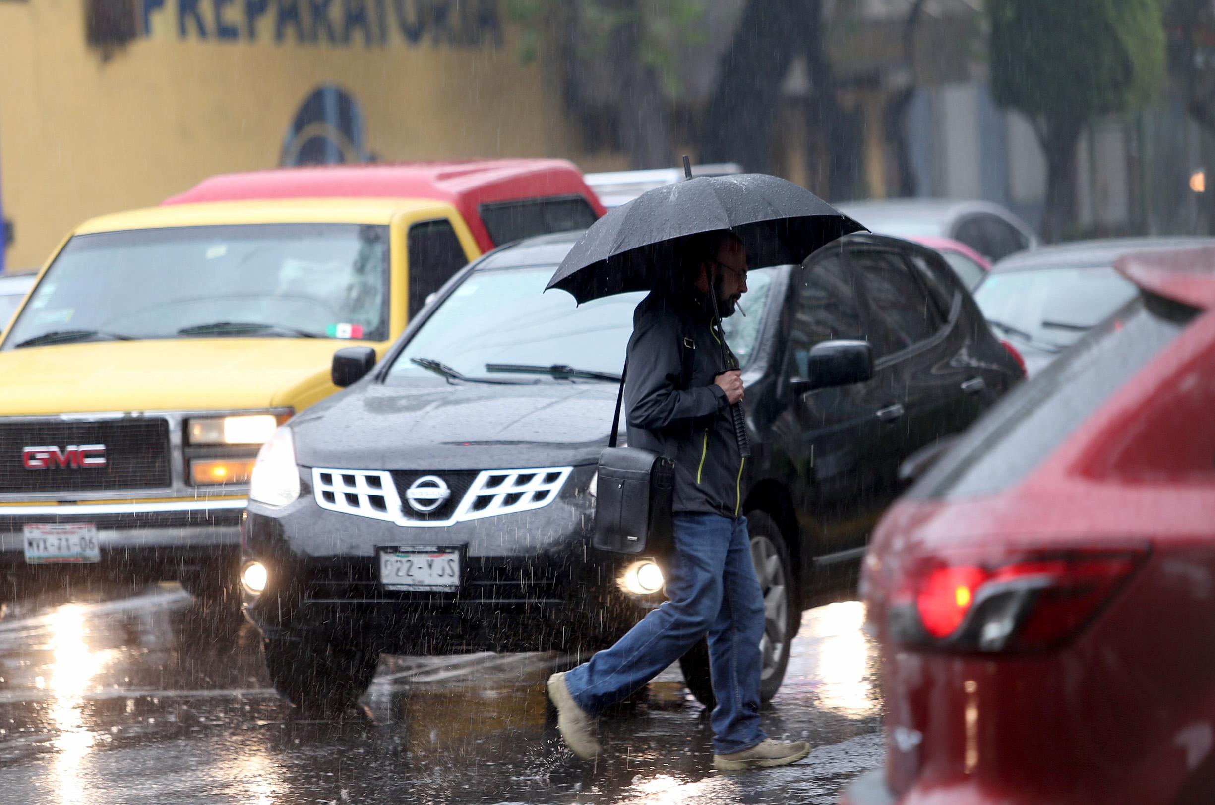 Se prevén lluvias y tormentas por la tarde-noche en región montañosa
