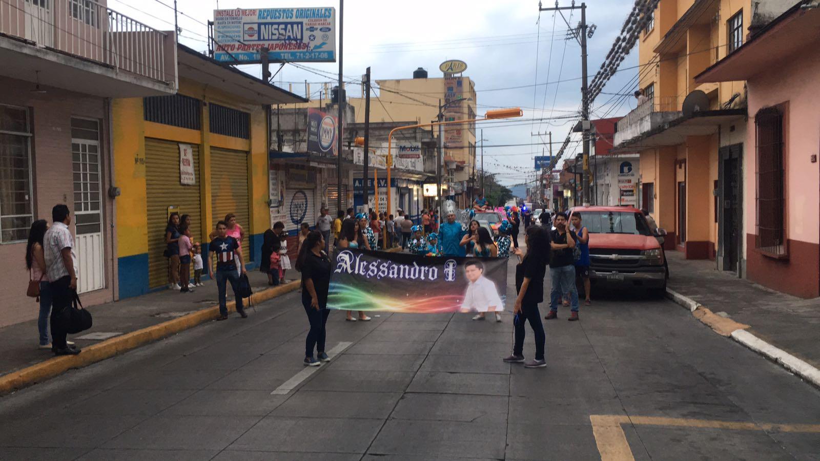 Integrantes de la comunidad LGBTI marcharon por las calles de Córdoba