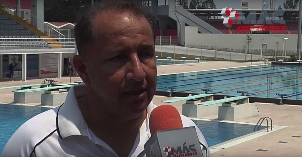 Mario Villarreal buscará asumir la presidencia de la natación estatal