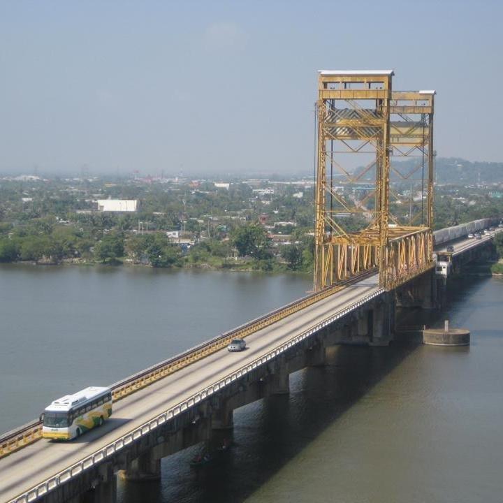 Puente Coatzacoalcos I permanecerá cerrado el próximo domingo