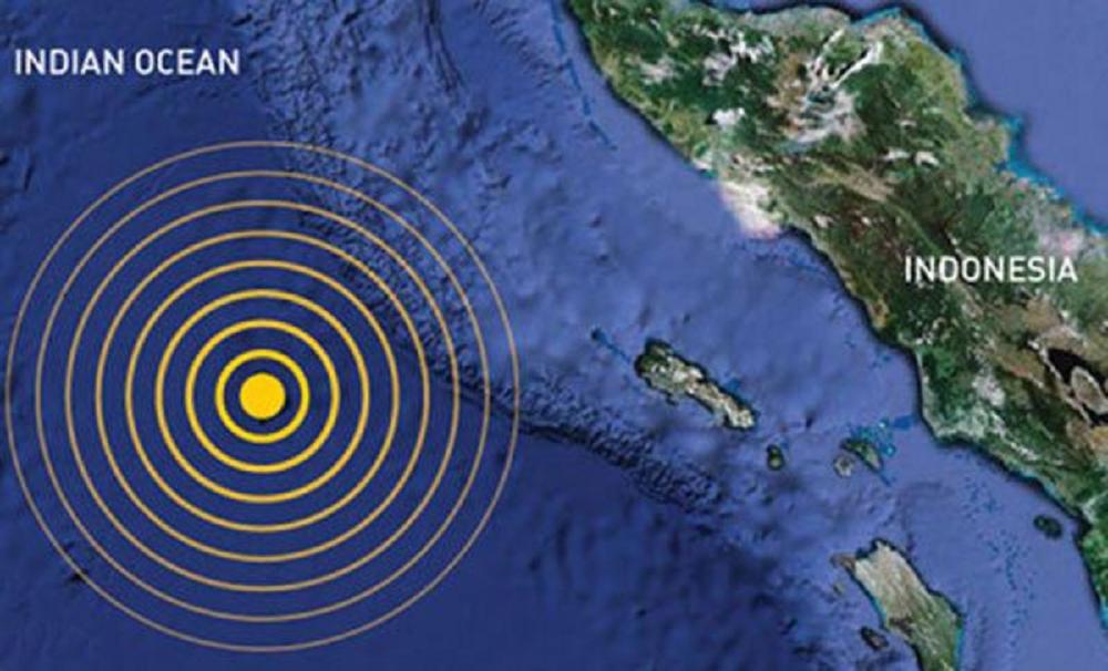 Sismo de 6.6 grados Richter sacude Indonesia, descartan tsunami