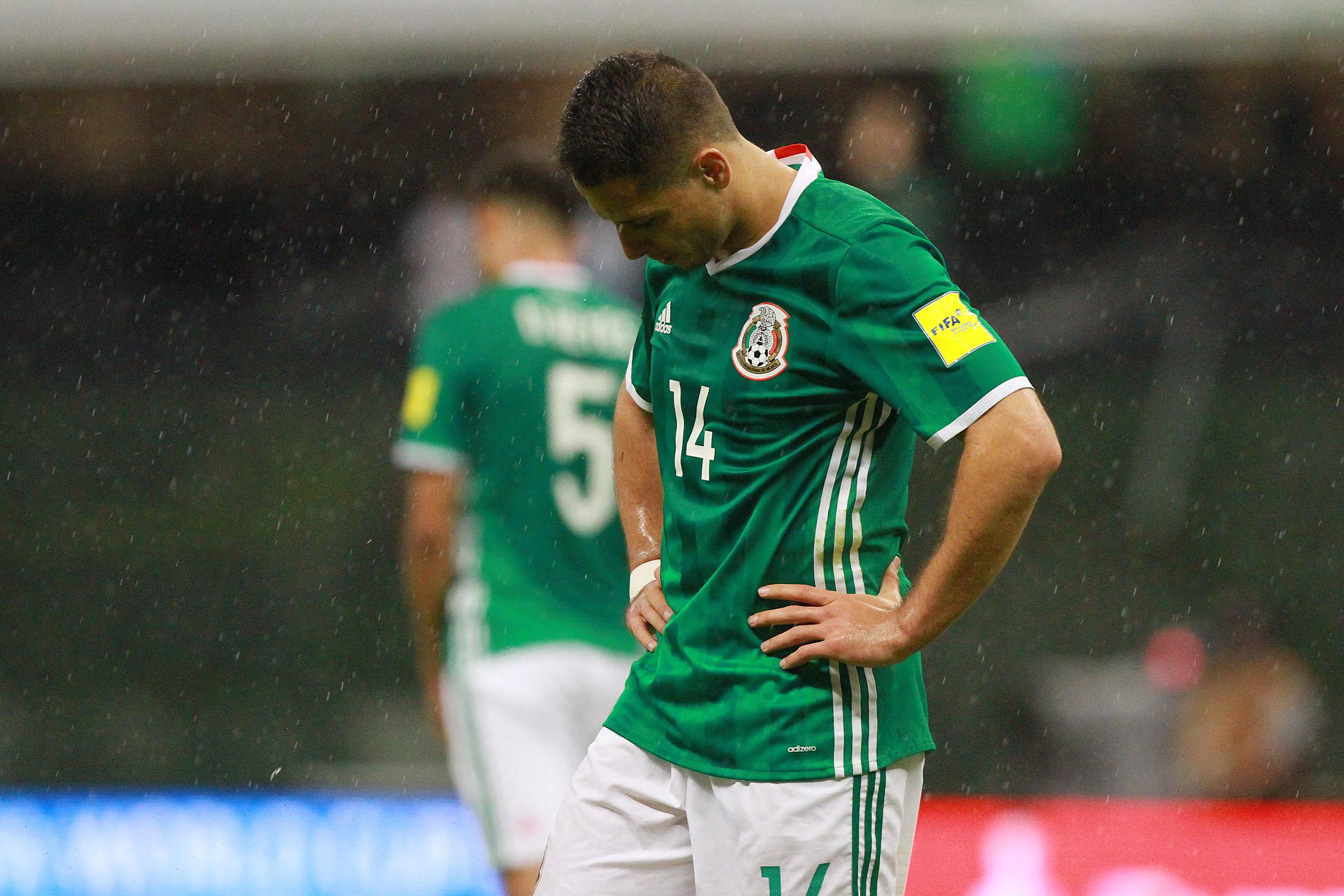 Con la obligación de mejorar, México se juega pase ante Rusia en Copa Confederaciones