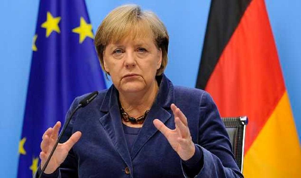Merkel rechaza viajar a EUA para cumbre del G7