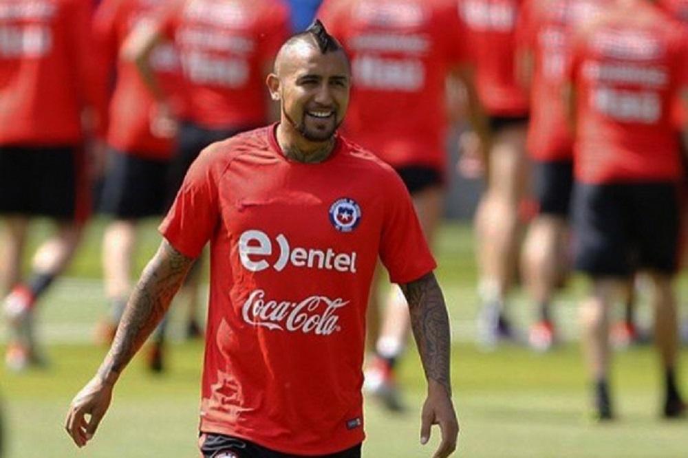 Chileno Arturo Vidal sabe que selección de Portugal no es sólo Cristiano Ronaldo