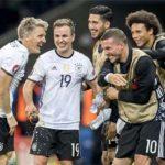 Alemania llega a Copa Confederaciones Rusia 17 como campeona del mundo