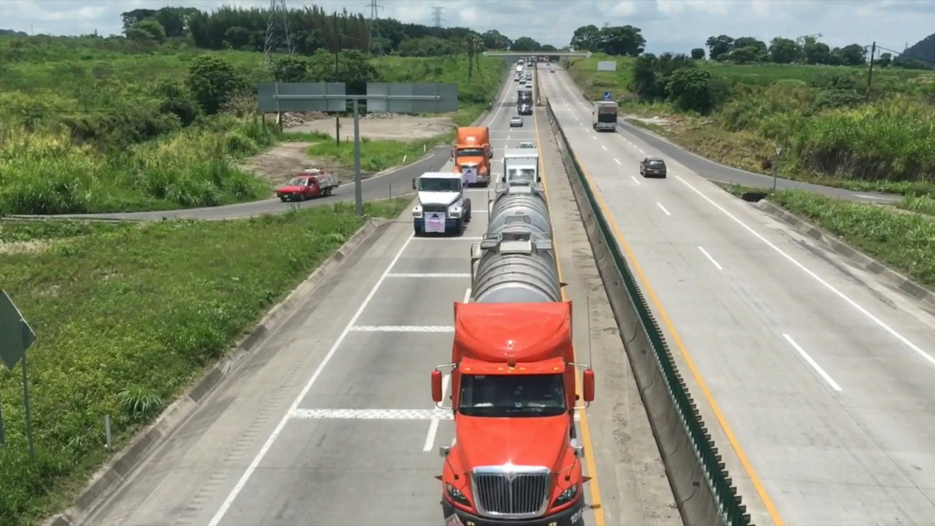 AMOTAC pedirá ante el Senado el libre tránsito para el transporte de carga