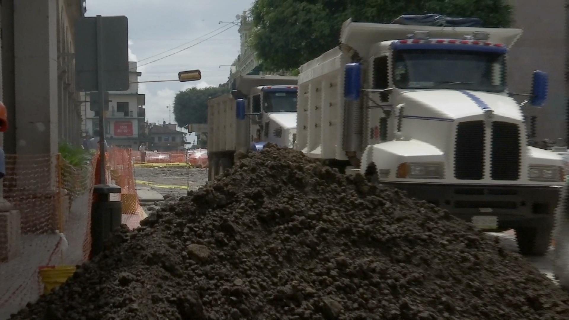 Rehabilitación de la avenida Enríquez divide opinión de xalapeños