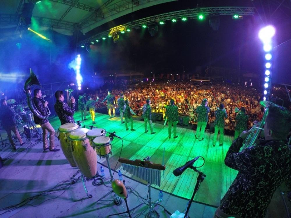 Cancela Banda MS concierto en Boca de Río