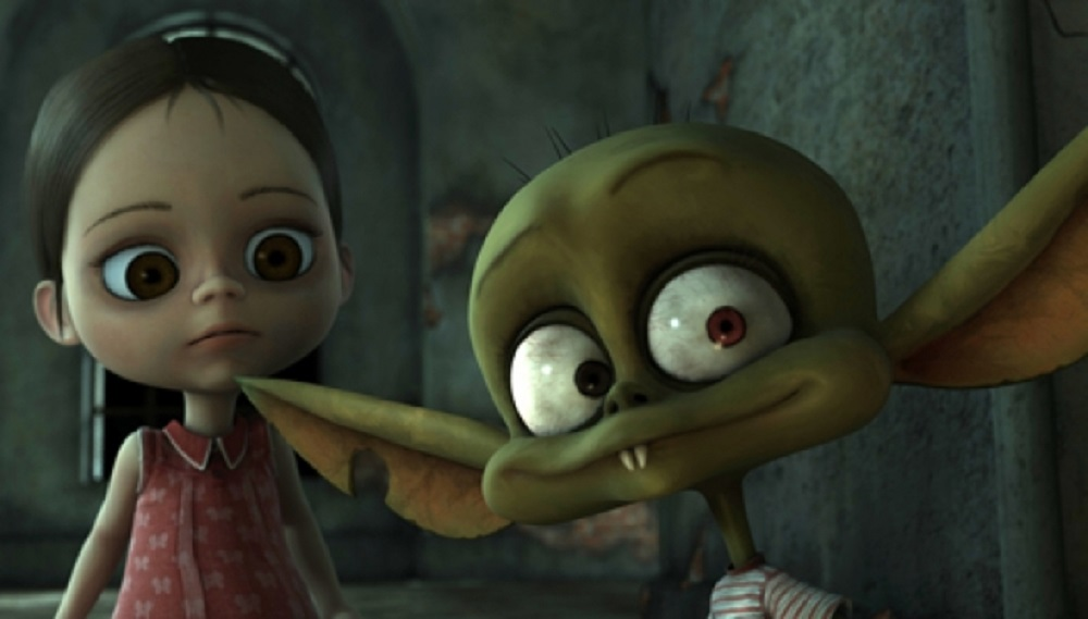 """""""Ana y Bruno"""", mejor película mexicana de animación de la historia: Iñesta"""