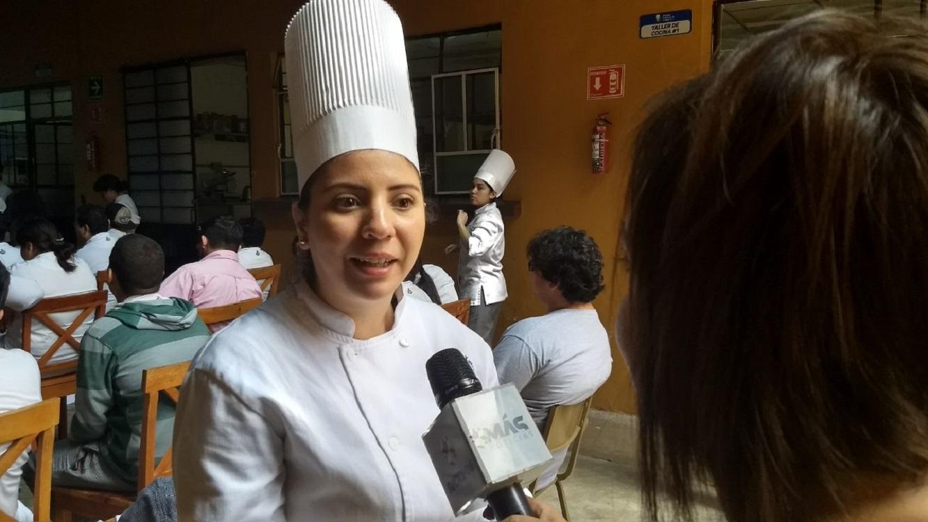 Instituto Gastronómico de Xalapa realiza talleres y muestra gastronómica