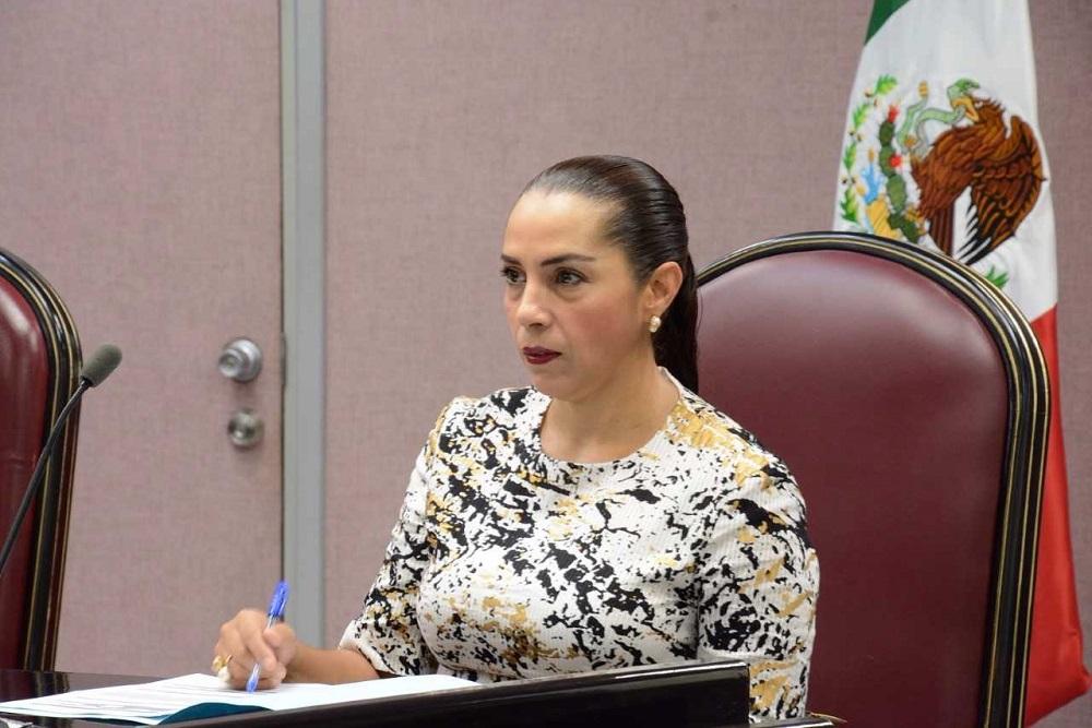 Buscará diputada Cinthya Lobato incrementar el presupuesto del IVAI