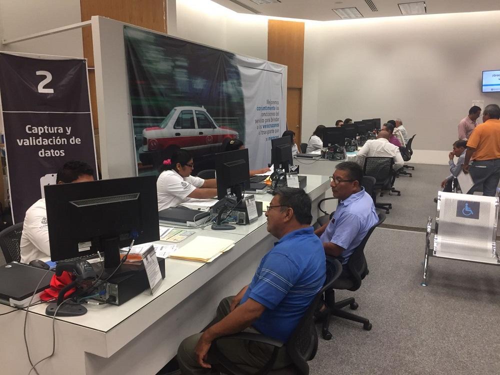 Incrementa en 300% los trámites de Reordenamiento y Regularización de Transporte en Veracruz